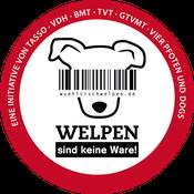 Welpen sind keine Ware (Logo)