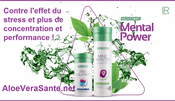 "Mind Master Brain & Body Performance Drink de LR Health and Beauty Systems Mind Master est le premier produit entièrement dédié à la lutte contre les effets négatifs du stress. Ceux-ci sont neutralisés et ""transformés"" en énergie positive."