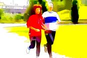 Alexander-Tehnik erhöht die Effizienz des Laufens und reduziert unnötigen Druck