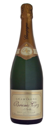 Champagne Bruno CEZ à Oeuilly. Brut SELECTION