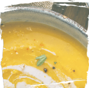 Natürliche Suppen