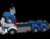 LKW Unterbau 3-Achser