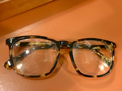 (商品番号J-10)べっこう眼鏡
