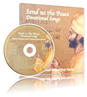 Wali & Arienne van der Zwan - Send us the Peace CD