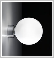Pallina - LED-Wandleuchte - aufbau, 4 Watt, 3000°K, 320 Lumen,