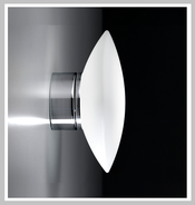 Mini-Elba, LED-Wandleuchte, aufbau, 4Watt, 3000°K, 320 Lumen