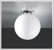 Pallina,  LED-Deckenleuchte einbau,   8 Watt, 3000°K, 700 Lumen