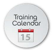 Training Calendar button