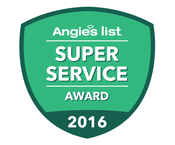 2012 Super Service Award Recipient
