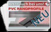 Zubehör - PVC Randprofile