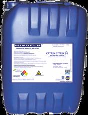 Desinfectante de extractos cítricos grado orgánico