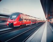 conception mécaniques pour le secteur ferroviaire  - Ingénierie Solucad