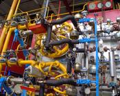 conception mécaniques pour les réseaux de tuyauteries  - Ingénierie Solucad