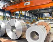 conception mécaniques pour la sidérurgie   - Ingénierie Solucad