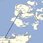 Orkney-Route