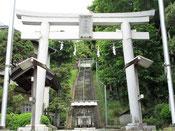 諏訪神社上社