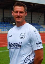 Kevin Lämmel traf in seinem Debüt für die Zweite.