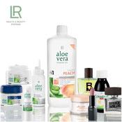 De nombreux produits santé et beauté