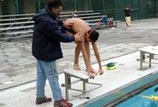 水泳 留学 短期 キャンプ アメリカ カリフォルニア