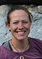 Isabelle Weber ist Swiss Cycling Guide bei Alptrails Mountainbiking in Scuol