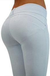 corrigerende broek sexy/grijs