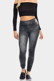 jeans print legging, skinny, denim, jegging