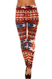 patroon print legging pia-luise
