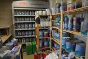 Peinture polyuréthane tout support à Toulouse: plastique, métal, bois...