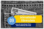 Weltreise - Internationaler Führerschein