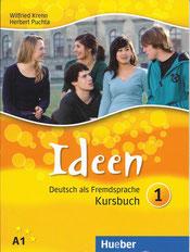 Hueber, Ideen 1 Kursbuch