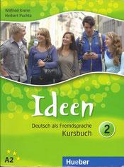 Hueber, Ideen 2 Kursbuch