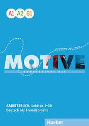 Hueber, Motive einbändig Arbeitsbuch