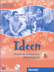 Hueber, Ideen 3 Arbeitsbuch