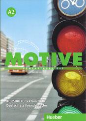 Hueber, Motive A2 Kursbuch