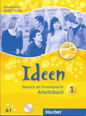 Hueber, Ideen 1 Arbeitsbuch