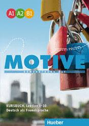 Hueber, Motive einbändig Kursbuch