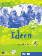 Hueber, Ideen 2 Arbeitsbuch