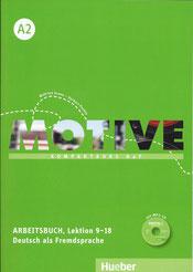 Hueber, Motive A2 Arbeitsbuch