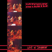 HOTKNIVES - Live 'n' Skankin'