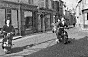 Course dans les rues de Vendôme