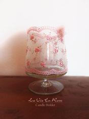 Glaslaterne, Windlicht, Vase, Wohnaccessoire,