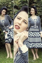 Ravienne Art Model - Foto, Retro, Rockabilly, 50er