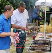 Unsere Fisch-Grillmeister