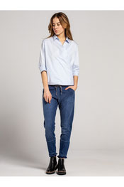 Designer jeanshose