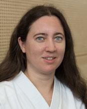 Trainerin Stephanie Oszwald