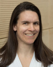 Trainerin Claudia Miklos