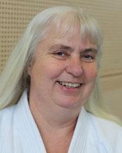 Trainerin Susanne Oszwald