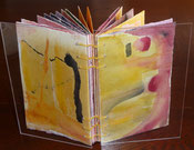 Transparences - Livre d'artiste de Catherine Berthelot - catherineberthelot.com