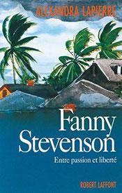 Alexandra Lapierre, Fanny Stevenson