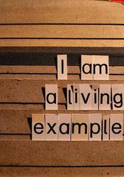 Sara Lanner - A Living Example, WUK